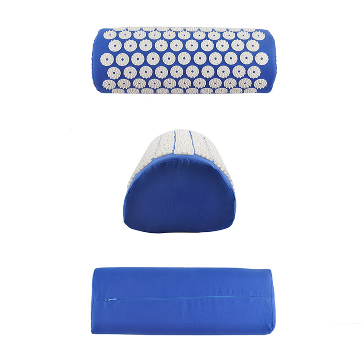 Acupressure Mat And Pillow Set For Back Neck Pain Relief