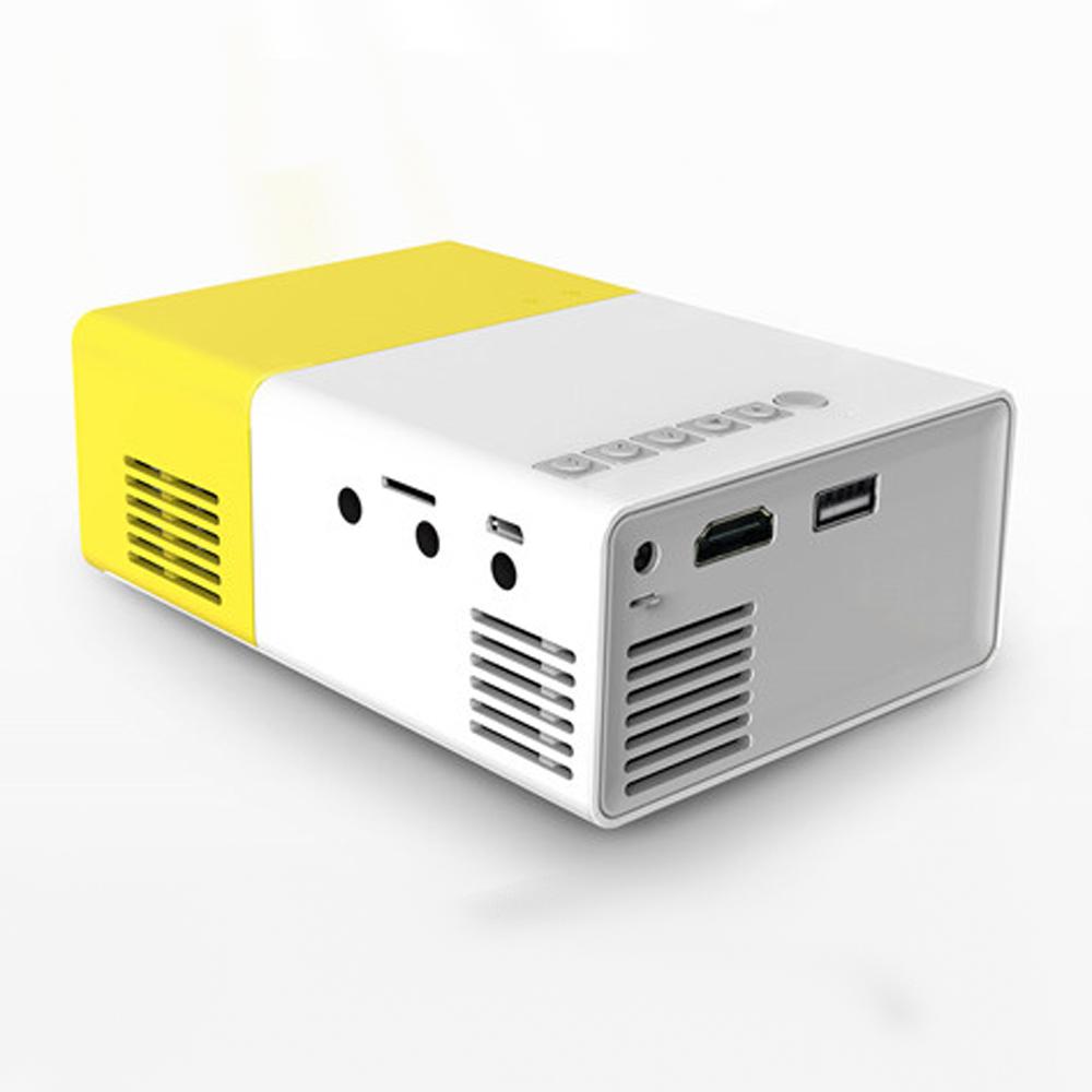 Mini Pocket Pico Projector Mobile Wire Wireless Wifi HD