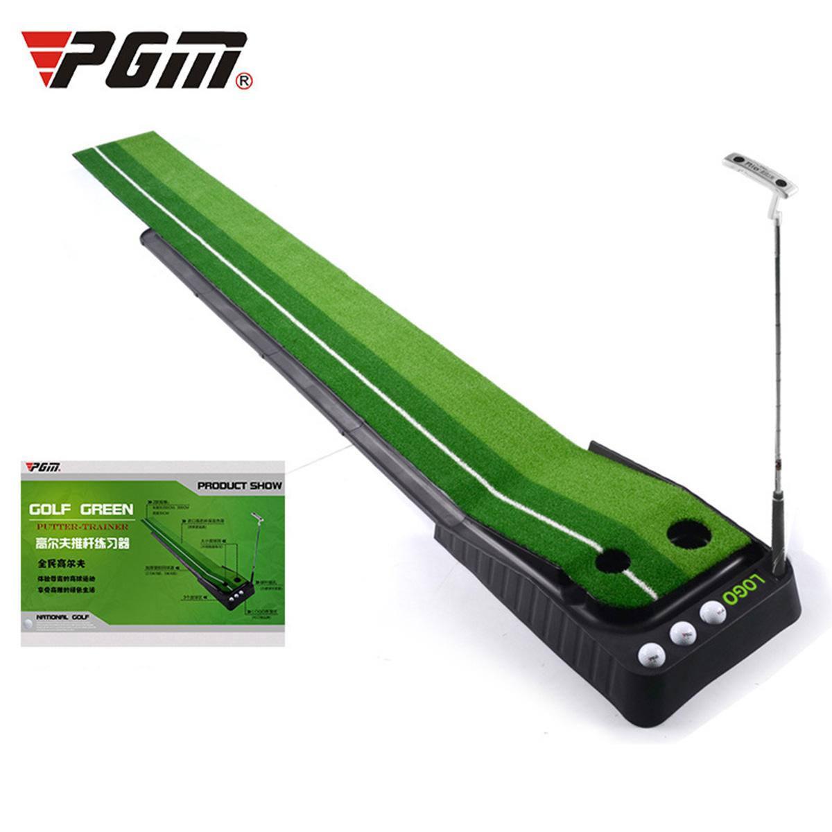 PGM Indoor Home Golf Putting Green Auto Return Practice ...